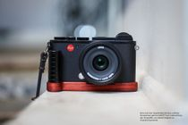 JB Camera Designs Kameragriff für Leica CL | Padouk Holz | Handmade in USA Bild 8