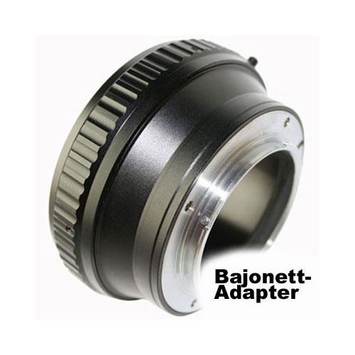 SIOCORE lens adapter Hasselblad Bajonet to Sony Alpha camera with MA bajonet