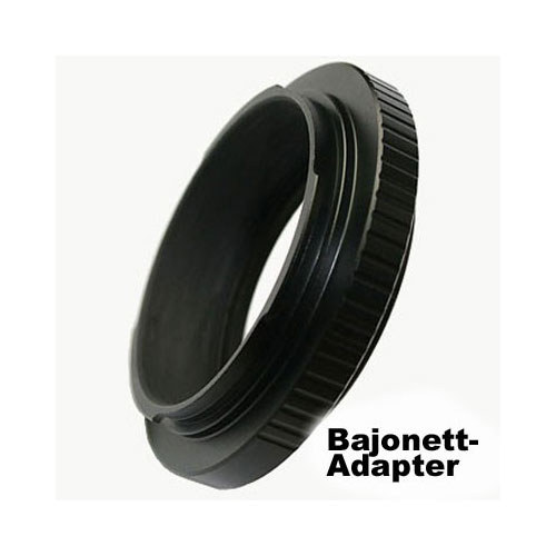 SIOCORE Adapter Tamron Adaptall II variable-bayonet to Canon EOS camera