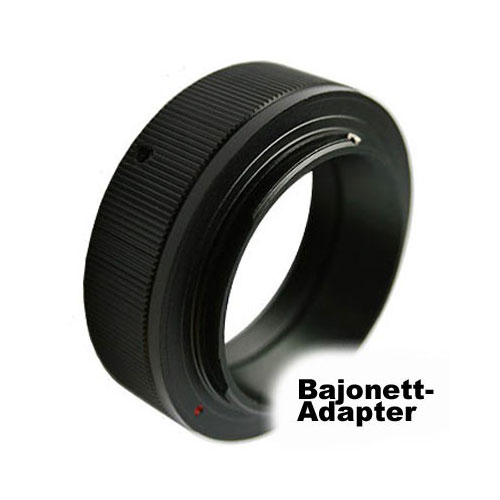 SIOCORE lens adapter T2 Bajonet to Four Thirds 4/3 camera