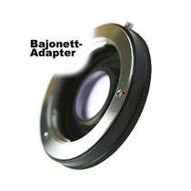 SIOCORE lens adapter Konica Minolta SR / MD / MC Bajonet to Sony Alpha MA Bild 1
