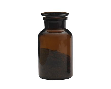 Apothecary bottle 1.0l - brown 1