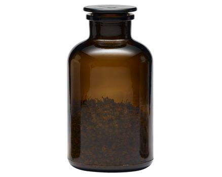 Apothecary bottle 2.0l - brown 1
