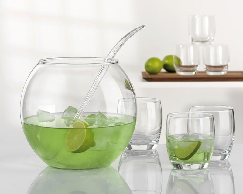 bowle set ohne deckel 8 teilig art nr 007166002. Black Bedroom Furniture Sets. Home Design Ideas