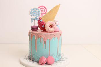 DRIP CAKE Kurs SAMSTAG 13.10.18 Langenfeld – Bild 1