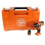 FEIN ABS 18 Q Select Akku Bohrschrauber 18V 60Nm QuickIN Bohrfutter ( 71132264000 ) im Koffer - ohne Akku und Ladegerät