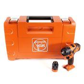FEIN ASB 18 Q Select Brushless Li-Ion Akku Schlagbohrschrauber mit QuickIn Bohrfutter in Werkzeugkoffer ( 71132364000 )