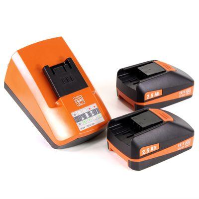 FEIN ASCM 18 QMC Brushless Li-Ion Perceuse-visseuse sans fil 4 vitesses avec Boîtier de transport + 2x Batteries 2,5 Ah + Chargeur rapide ALG 50 – Bild 5