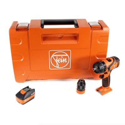 FEIN ABS 18 Q Brushless Li-Ion Perceuse-visseuse sans fil avec Mandrin QuickIN + Boîtier de transport + 1x Batterie FEIN 5,0 Ah  - sans Chargeur – Bild 2