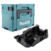 Makita MAKPAC 3 Systemkoffer + Einlage für Makita DGA 504 / 505