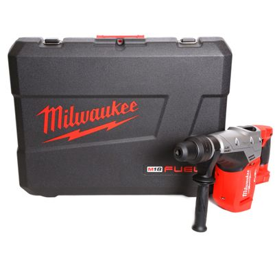 Milwaukee M18 CHM 18 V Brushless Li-Ion Perforateur burineur sans fil SDS-Max avec Coffret de transport - sans Batterie ni Chargeur – Bild 2