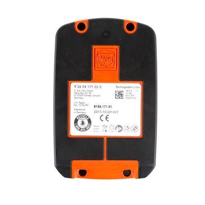FEIN Starter Set ALG 50 Universal Chargeur rapide + 2x Batteries 2,5 Ah ( 92604300040 ) – Bild 5