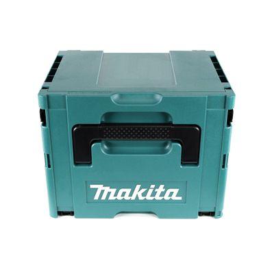 Makita DGA 504 ZJ 18 V 125 mm Brushless Akku Winkelschleifer im MAKPAC inkl. Einlage - ohne Akku, ohne Ladegerät – Bild 4