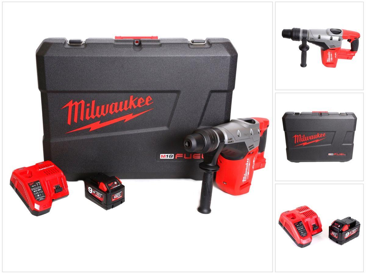milwaukee m18 chm 18 v brushless kombi bohrhammer sds max. Black Bedroom Furniture Sets. Home Design Ideas