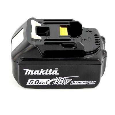 Makita DJV 180 T1J 18 V Akku Pendelhubstichsäge im Makpac + 1 x 5,0 Ah Akku - ohne Ladegerät – Bild 5