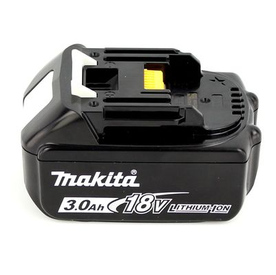 Makita DJV 180 F1J 18 V Akku Pendelhubstichsäge im Makpac + 1 x 3,0 Ah Akku - ohne Ladegerät – Bild 5