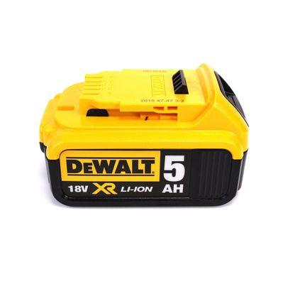DeWalt DCS 367 NT Akku Reciprosäge Säbelsäge 18V Brushless + 1x Akku 5,0Ah + TSTAK - ohne Ladegerät – Bild 5