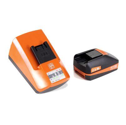 FEIN ASCD 12-100 W4C Li-Ion Visseuse-boulonneuse à chocs sans fil + Coffret de transport + 1x Batterie 2,5 Ah + 1x Chargeur – Bild 5