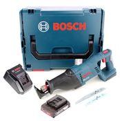 Bosch GSA 18 V-LI Akku Säbelsäge 18V + 1x Akku 2,0Ah + Ladegerät + L-Boxx