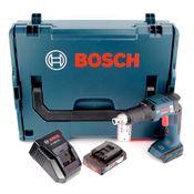 Bosch GSR 18 V-EC TE Professional brushless Akku Trockenbauschrauber in L-Boxx + 1 x GBA 2 Ah Akku + AL 1820 CV Schnellladegerät