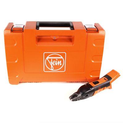 FEIN ABSS 18 1.6 E Select Akku Schlitzschere bis 1,6 mm 18V ( 71300361000 ) im Koffer - ohne Akku und Ladegerät – Bild 2