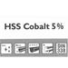 FEIN HSS Spiralbohrer Set Cobalt 5% 2-8 mm 6-teilig ( 63111017010 )  – Bild 5