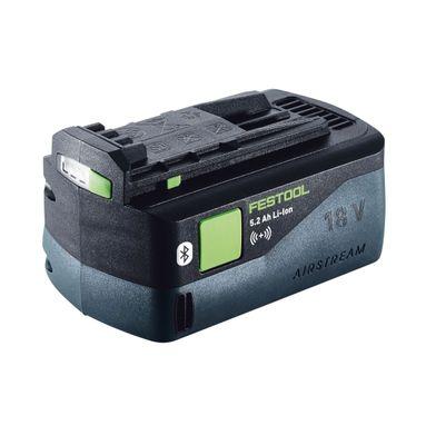 Festool BP 18 V 5,2 Ah ASI Akkupack ( 202479 ) 18 Volt 5,2 Ah Bluetooth Akku koppelbar  – Bild 2