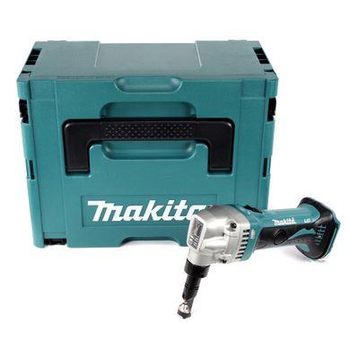 Makita DJN 161 ZJ 18 V Akku Knabber Schere im Makpac - ohne Akku, ohne Ladegerät – Bild 2
