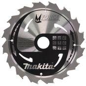 Makita Kreissägeblatt Mforce 210 x 30 x 2,3 mm 24 Zähne ( B-07973 )