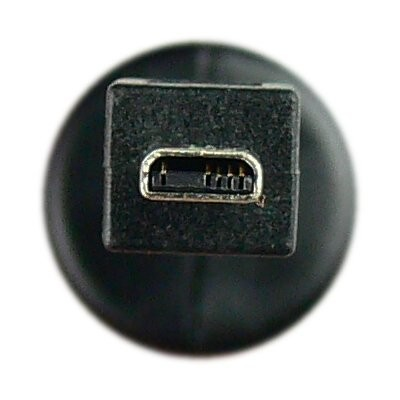 Dinotech USB Kabel, ersetzt Nikon UC-E6 / Olympus USB-7 – Bild 2
