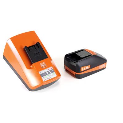 FEIN ASCD 18-200 W4C 18V Brushless Li-Ion Visseuse-boulonneuse à chocs sans fil + Coffret de transport + 1x Batterie 2,5 Ah + Chargeur – Bild 5