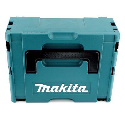 Makita DJS 101 RF1J 18 V Li-Ion Akku Blechschere Kurvenschere im Makpac + 1x 3,0 Ah Akku + Ladegerät – Bild 4