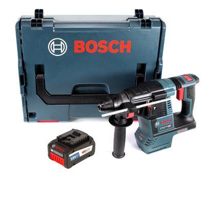 Bosch GBH 18 V-26 Akku Bohrhammer 18V 2,6J SDS-Plus + 1x Akku 6,3Ah Eneracer + L-Boxx - ohne Ladegerät – Bild 2