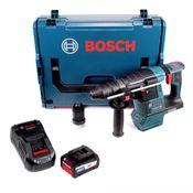 Bosch GBH 18V-26 F Akku Bohrhammer 18V 2,6J SDS-Plus in L-Boxx mit 1x 6,3 Ah EneRacer Akku und Ladegerät