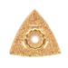 FEIN Hartmetall Raspel Starlock Dreiecksform ( 63731001210 ) – Bild 3
