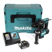 Makita DHR 171 RF1J Akku Bohrhammer brushless SDS Plus 18V 1,2J + 1x Akku 3,0Ah + Ladegerät im Makpac