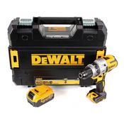 DeWalt DCD 991 18 V Brushless Li-Ion Visseuse/Perceuse à percussion sans fil avec boîtier TSTAK II + 1x Batterie DCB 182 4,0 Ah sans Chargeur