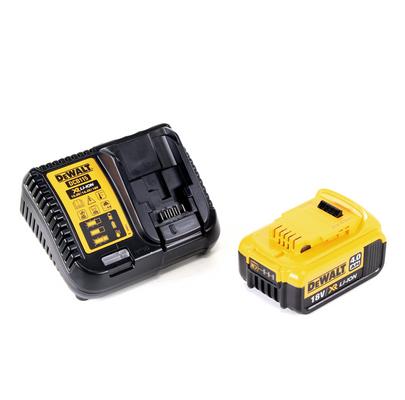 DeWalt DCD 991 M1 18 V Brushless Li-Ion Perceuse visseuse sans fil avec boîtier TSTAK II + 1x Batterie DCB 182 4,0 Ah + Chargeur DCB 115 XR  – Bild 5