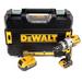 DeWalt DCD 991 18 V Brushless Li-Ion Perceuse-visseuse sans fil 3 vitesses + Coffret TSTAK II + 1 x Batterie DCB 184 5,0 Ah - sans Chargeur – Bild 2