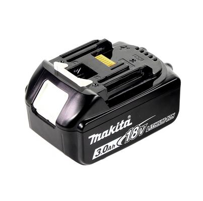 Makita DUR 184 F1 18 V Li-Ion Coupe-herbe sans fil + 1x Batterie BL 1830 3,0 Ah - sans chargeur – Bild 4