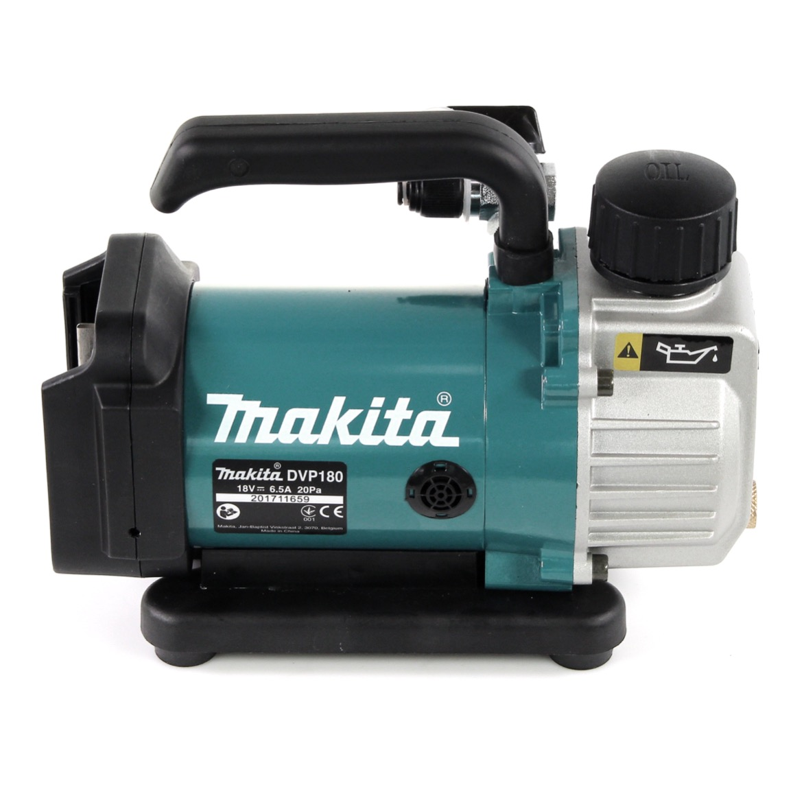 makita dvp 180 z akku vakuumpumpe 18 v vakuum pumpe kompressor ebay. Black Bedroom Furniture Sets. Home Design Ideas