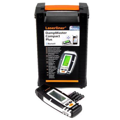 Laserliner DampMaster Compact Plus Materialfeuchtemessgerät (BLE) ( 082.321A ) – Bild 2