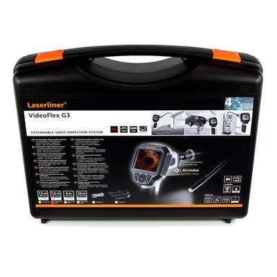 Laserliner VideoFlex G3 Micro 6 mm 1,5m Kabel Inspektionskamera Endoskopkamera Kamerasonde ( 082.211A ) – Bild 4