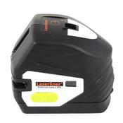 Laserliner AutoCross-Laser 2 XPG selbstnivellierend Klasse 2, 2 mm auf 10 m, Rot, im Transportkoffer + magnetische Wandhalterung ( 060.111A ) 003