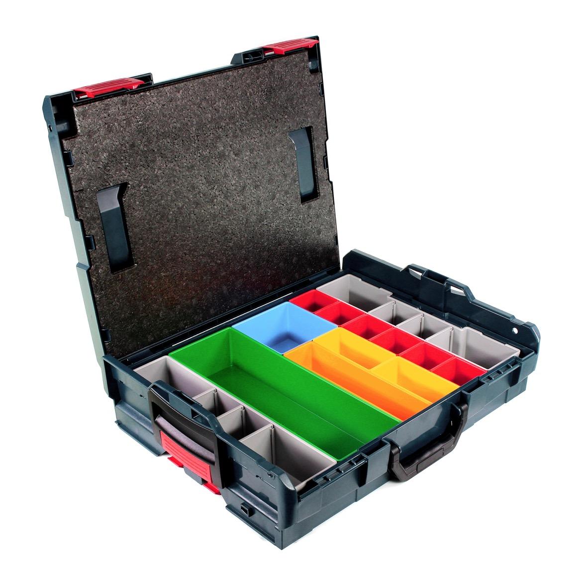 bosch l boxx sortimo box 102 system werkzeugkoffer gr e 1. Black Bedroom Furniture Sets. Home Design Ideas