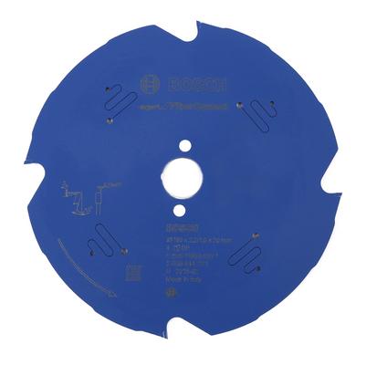 Bosch Kreissägeblatt Expert for Fiber Cement 160 x 20 x 2,2 mm 4 Zähne ( 2608644121 ) – Bild 2