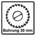 Bosch Lame de scie circulaire Construct Wood S 450 x 30 x 3,8 mm 28 dents ( 2608640694 ) – Bild 5