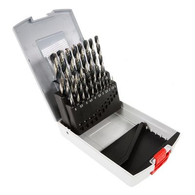 Bosch HSS Forets hélicoïdale à métaux rectifiés 19 forets pour métaux de 1 à 1a mm ( 2608577351 ) – Bild 2