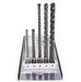 Bosch Coffret de 5 forets Robust SDS-Plus-7X  pour perforateur ( 2608576199 ) – Bild 3