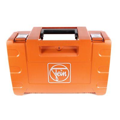 FEIN AGSZ 18-280 BLC Meuleuse droite sans fil dans Coffret de transport + 1x Batterie  2,5 Ah + sans Chargeur  – Bild 4